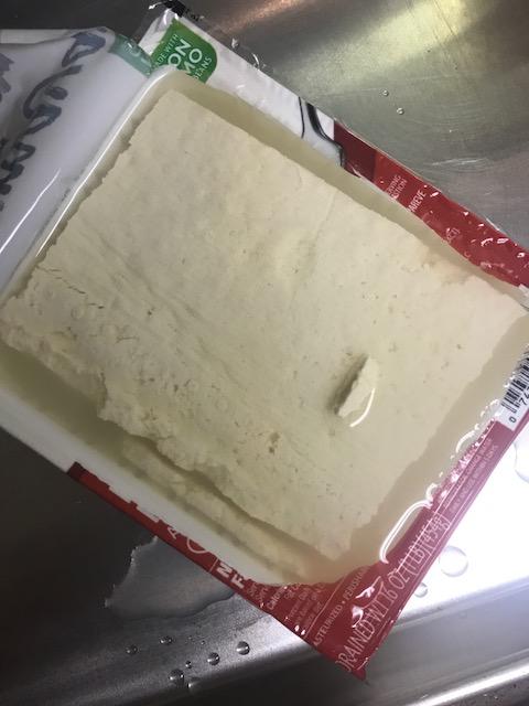 tofu; in its natural habitat
