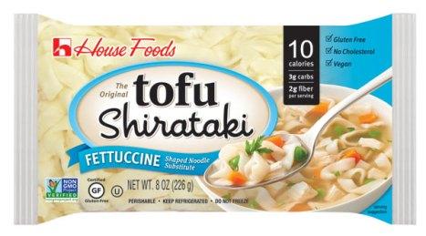 Tofu-Shirataki-Fettuccine