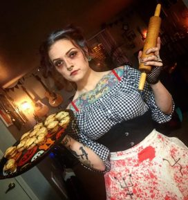 Mrs Lovett's meatpies
